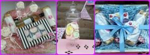 Meringue Kisses, Scones, Gift Baskets