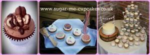 Cupcakes, wedding Cakes
